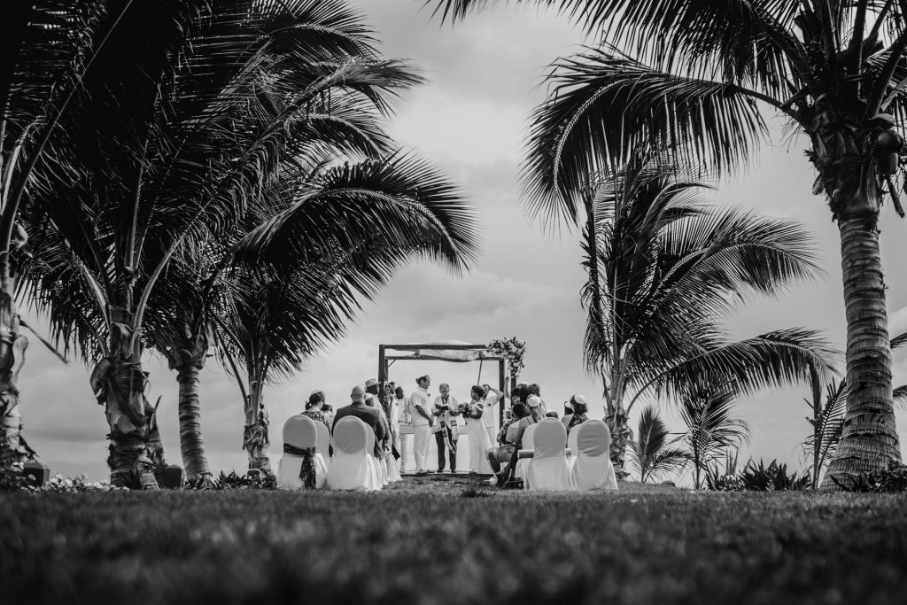 wedding-ceremony-palms-ocean-guest-beach